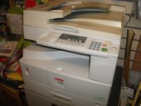 FREE Lanier copier working with ink supplies