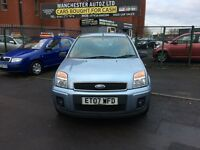 Ford Fusion 1.6 Zetec Climate 5dr,AUTOMATIC, SERVICE HISTORY,