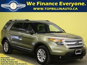 2013 Ford Explorer XLT Navigation, CLEAN CARPROOF