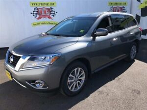 2016 Nissan Pathfinder S, 3rd Row Seating, Bluetooth, 4WD, 36, 0
