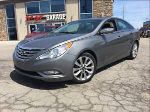 2013 Hyundai Sonata SE LEATHER SUNROOF CHROME RIMS