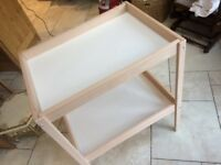 Ikea changing table £5