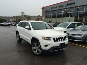 2015 Jeep Grand Cherokee LIMITED**NAV**LTHR**BCK UP CAM**RMT STA