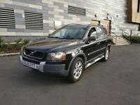 2006 Volvo XC90 D5 185 BHP 6 speed auto fully loaded in