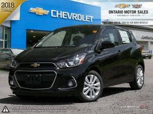 2018 Chevrolet Spark 1LT CVT POWER SUNROOF / REAR VISION CAME...