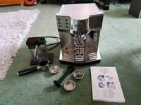 Delonghi ec850 2 cups coffee machine