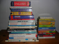Box of Mixed Books for Adults & Young Children