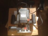 Electric Router for sale - M1R 8TH plus 8 different bits.