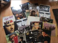 19 records albums LPs 70s/80s