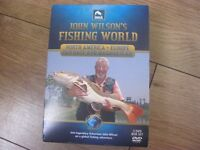 John Wilson's Fishing World Collection (DVD, 2010, 3-Disc Set, Box Set)