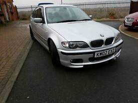 BMW E46330D MSPORT