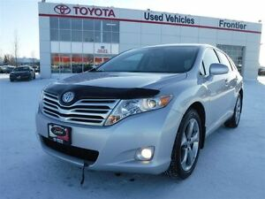 2011 Toyota Venza V6 ALLOY WHEELS, POWER SEAT
