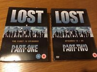 Series one Lost