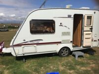 Swift Charism 2 berth caravan 2003