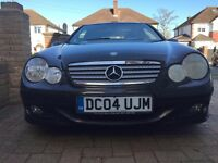 Automatic - C class - Mercedes Benz - lovely car
