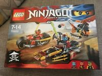 BRAND NEW SEALED Lego 70600 Ninjago