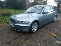 £900 2003 BMW E46 COMPACT 12 MONTHS MOT