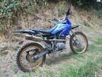 150cc big wheel pitbike sale or swap