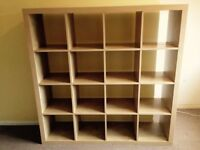 Ikea Kallax book shelves £ 70 ONO