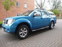 NISSAN NAVARA AVENTURA , MINT CONDITION , TOP SPEC , NO VAT
