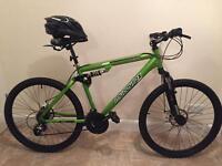 Newish)Men's Muddy fox country Bike *Delivery