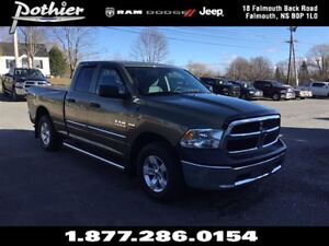 2015 Ram 1500 Express | CLOTH | EXTENDED WARRANTY | AC | PW |