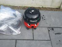 HENRY HOOVER GOOD WORKING ORDER WITH NEW ACCESSORIES