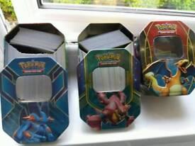 Pokemon trade cards