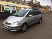 Ford galaxy 2005 (55). 1.9 turbo diesel. 7 seater alloys air con. 6 speed