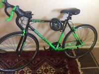 Professional racing bike Kent700