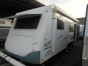 2007 Jayco Sterling 20.64-3 SN2033 Pialba Fraser Coast Preview