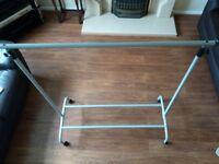 IKEA Rigga hanging rail