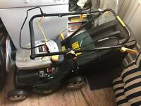 Petrol driven Lawn Mower