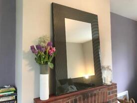 Modern designer mirror Betty Jackson debenhams