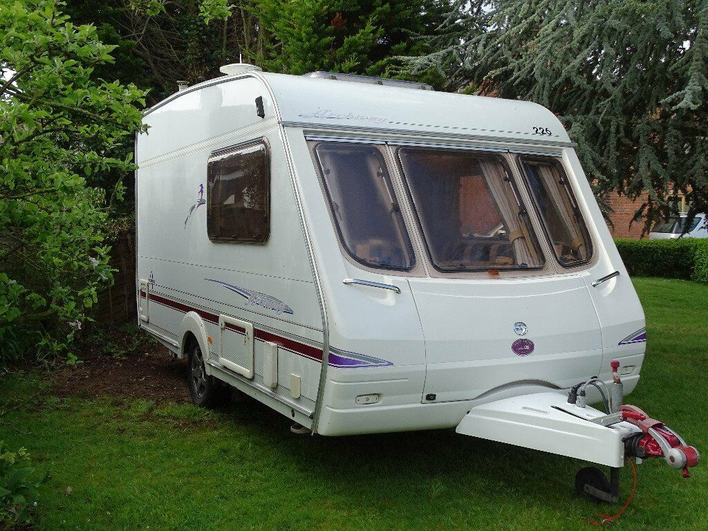 Swift Archway Lowick lightweight two berth caravan with end kitchen, motor  mover and solar panels  | in Stafford, Staffordshire | Gumtree