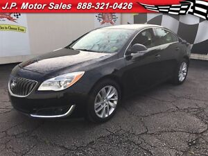 2015 Buick Regal Turbo, Automatic, Leather, Heated Seats,