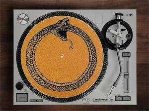 Custom Turntable Slip Mat