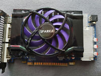SPARKLE GeForce GTS 450 Graphics Card (512MB)