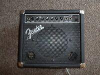 Fender Frontman Reverb Amp, PR 241, Spring Reverb, Guitar Amp, 38W
