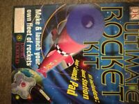 DK Ultimate rocket kit