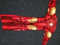 Iron Man costume - no mask