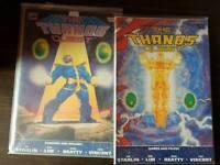 Comics Thanos Quest