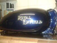 Royal enfield petrol tank
