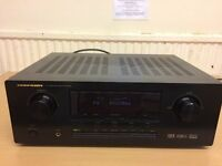MARANTAZ SR 4300, HIGH QUALITY PRODUCT RECEIVER, FULLY WORKING BUT ONLY ANALOG INPUT FAULTY.