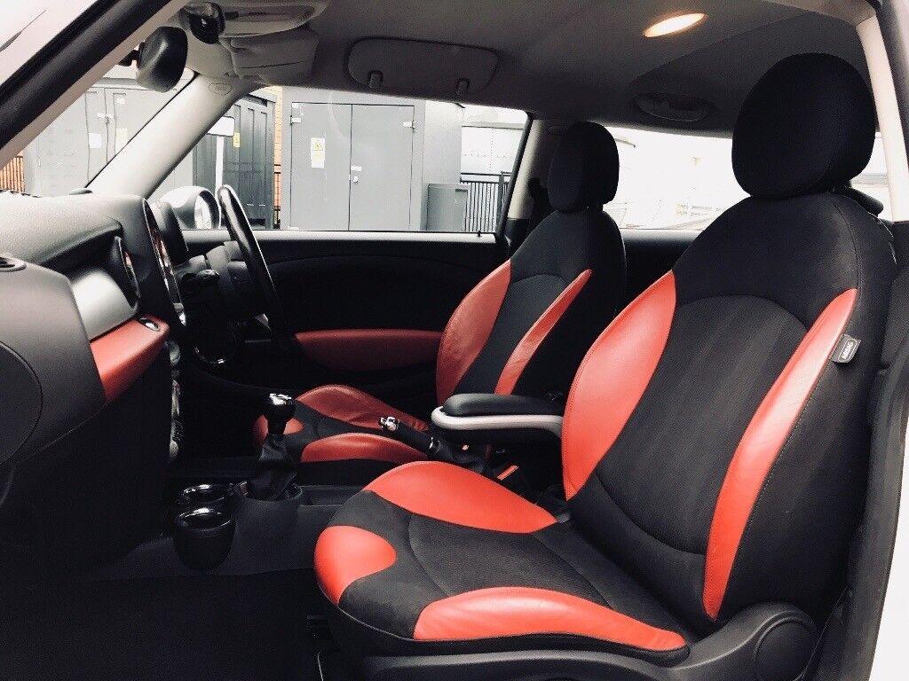 For Sale 2007 Mini Cooper Mot Till Feb 2019 Half Leather