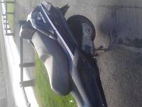 piaggio mp3 125 scooter 08 plate