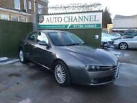 Alfa Romeo 159 1.9 JTDM 16v Lusso 4dr£2,690 p/x welcome FREE WARRANTY. NEW MOT