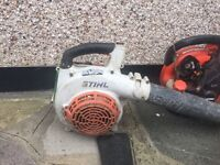 STIHL BG85 leaf blower not working