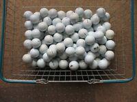 Titleist Pro V1 / X golf balls for practice