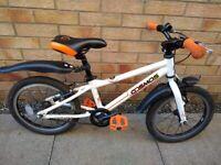 "Carrera Cosmos Boys Kids Bike Bicycle Alloy Frame V-Brakes 16"" Inch Wheels for sale  South Queensferry, Edinburgh"